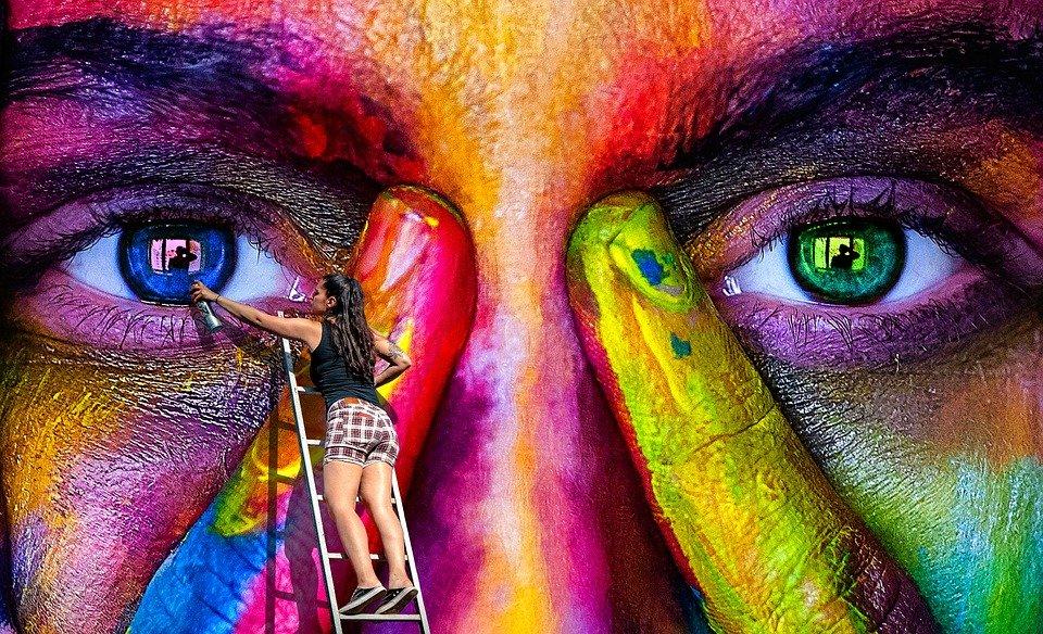 Les graffitis, un art qui donne fière allure à un quartier!
