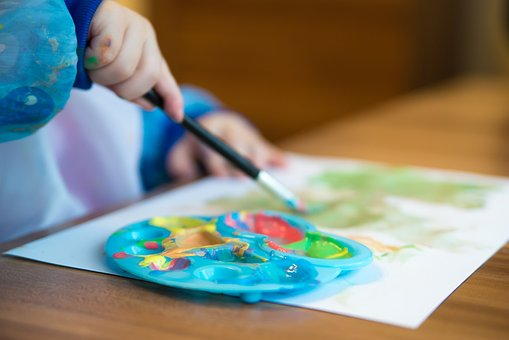 De quoi avez-vous besoin pour débuter la peinture ?
